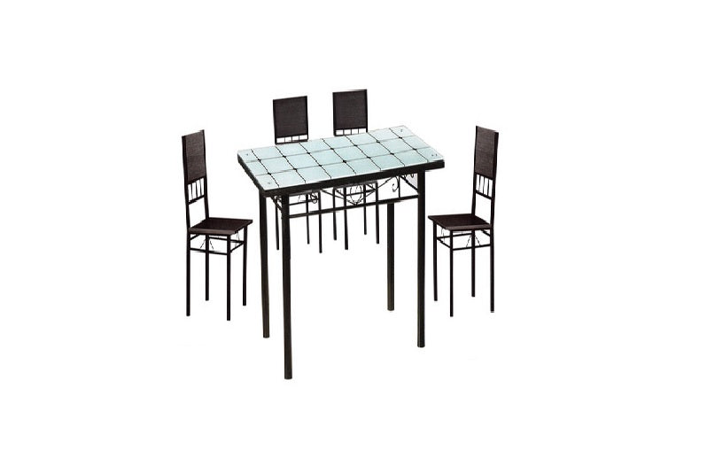 Dining Table DT-A9108 Black
