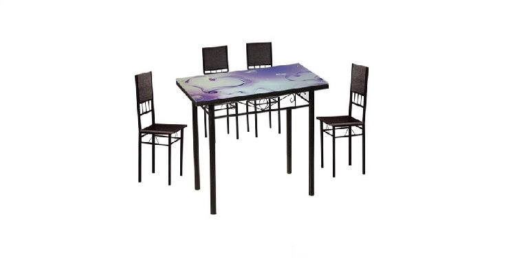 Dining Table DT-A9106 Black