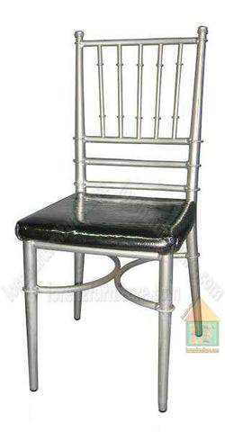Catering Silver Chair