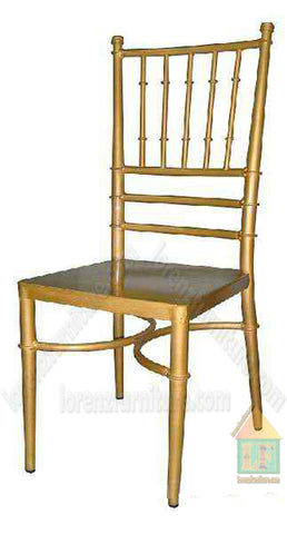 Catering Gold Chair