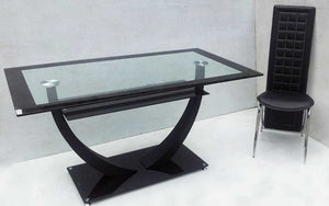 Glass Dining Set B21