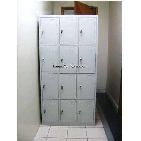 SL12 Door Locker w/ Lock