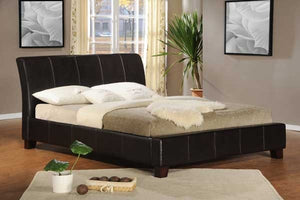6001 LEATHER Bedframe