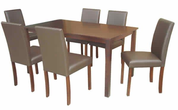 JS 6-Seater Dining Set