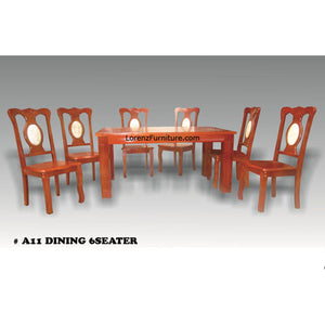 A11 Dining Set 6 Seaters