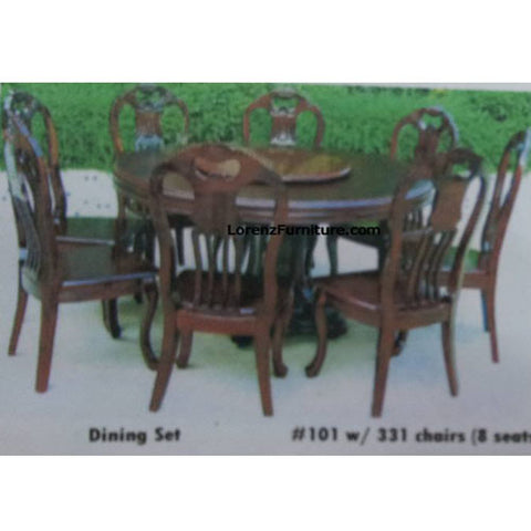 Dining Set, #101 with 331 chair