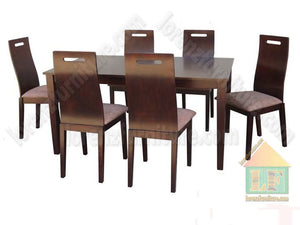 Polly-Samira Dining Set