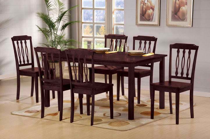 MH-Mel 6-Seater Dining Set