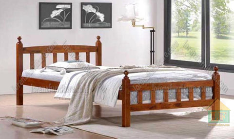 JIT-CF36 Wooden Post Bed