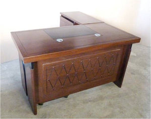 814 L-type Executive table