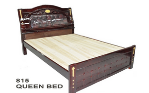 815 Wooden Bed