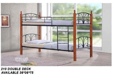 210 Double Deck Bed