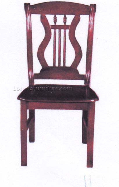 DC032 Dining Chair Harp Design