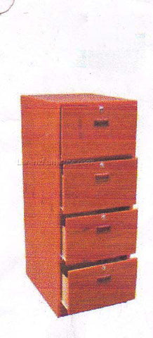 Filing Cabinet w/ Drawer Guide
