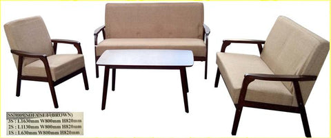 Aresi Sofa set 3-2-1