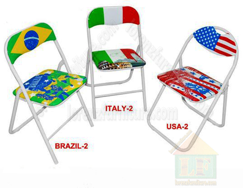 Country Folding Chair