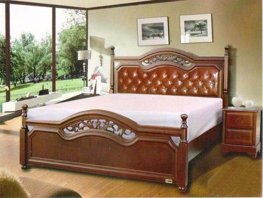 H326 Bed Frame, Queen Size