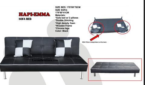 Hapi-Emma Sofa bed
