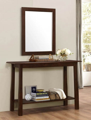 Trixie Mirror Frame and Console table