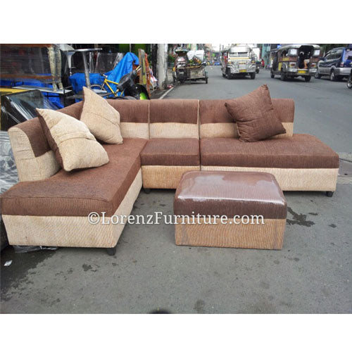 Brigette Two Tone sofa