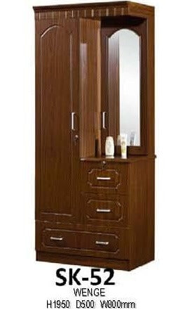 Roldan Cabinet With Mirror