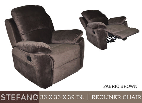 Stefano Recliner Chair