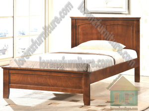 SB339 Wooden Bed