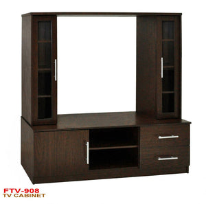 FTV908 Entertainment TV Stand and Cabinet