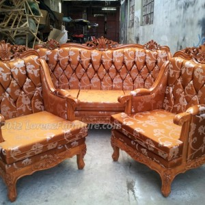 Louis Sofa Set