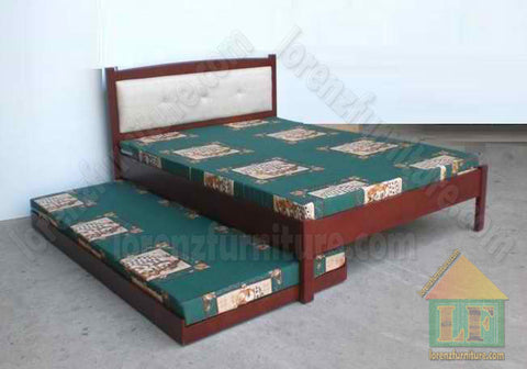 Padded With And Without Pullout Wooden Bed