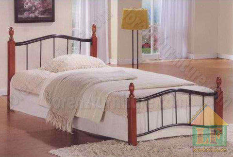 NV13888(AQ) Wooden Post Bed