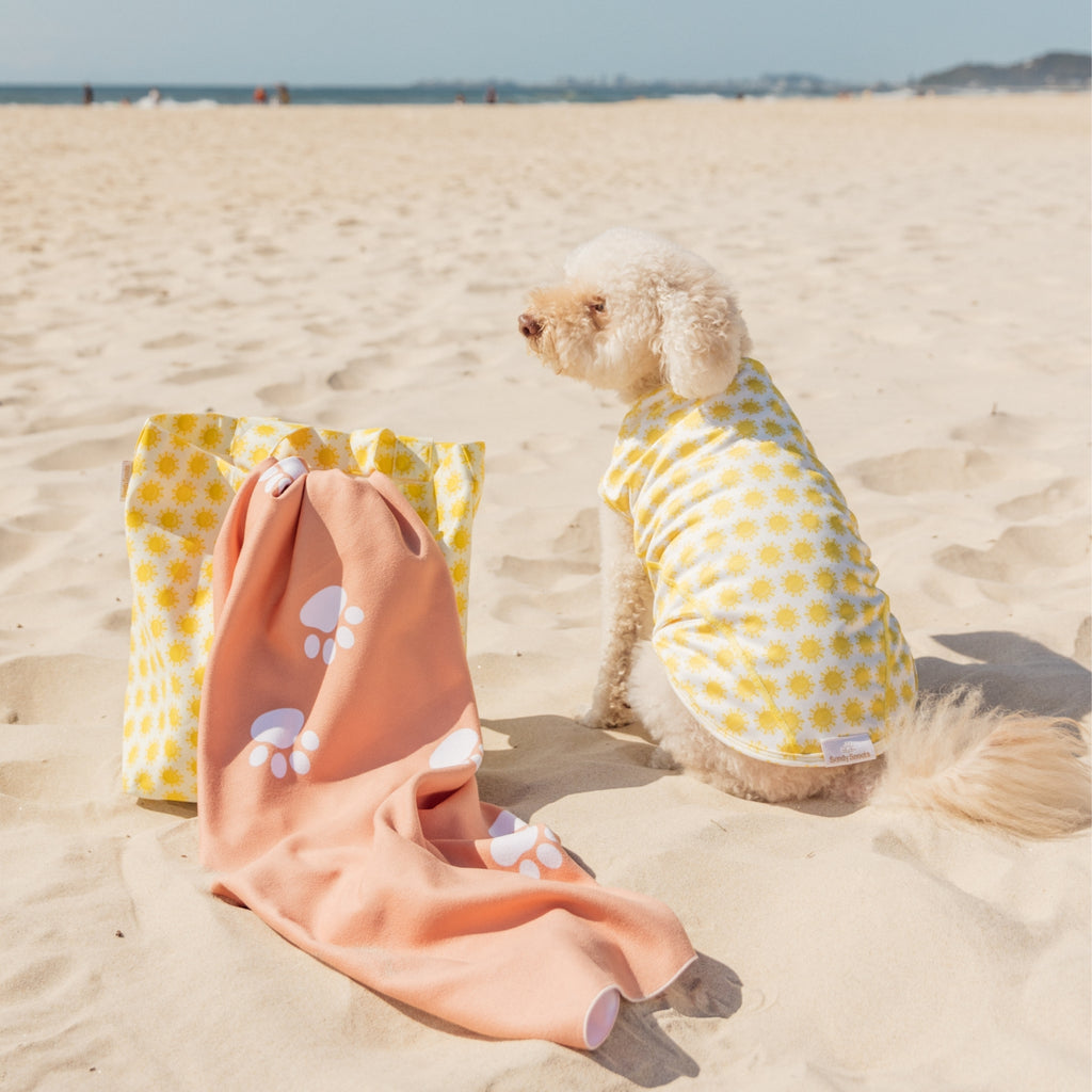 Sunshine Dog Beachwear - Sandy Snoots