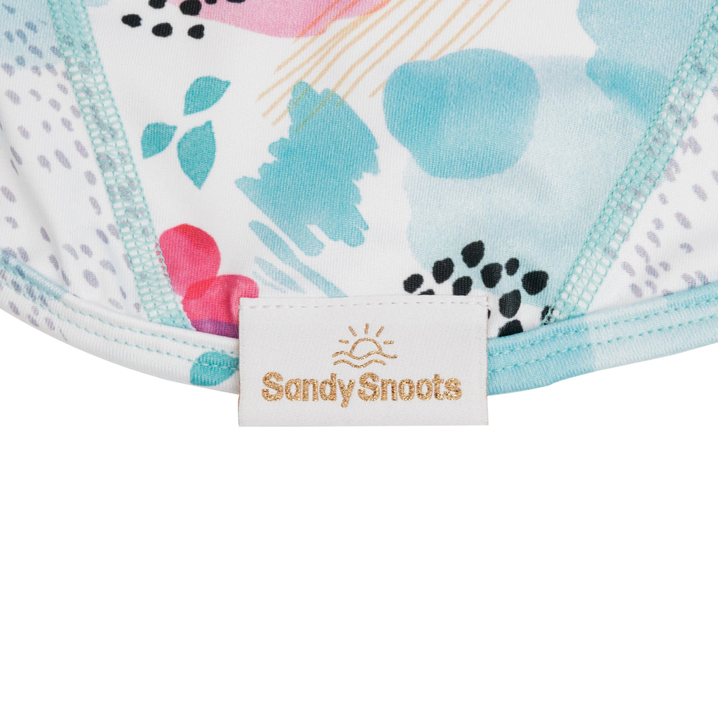 Watercolour Dog Beachwear - Sandy Snoots