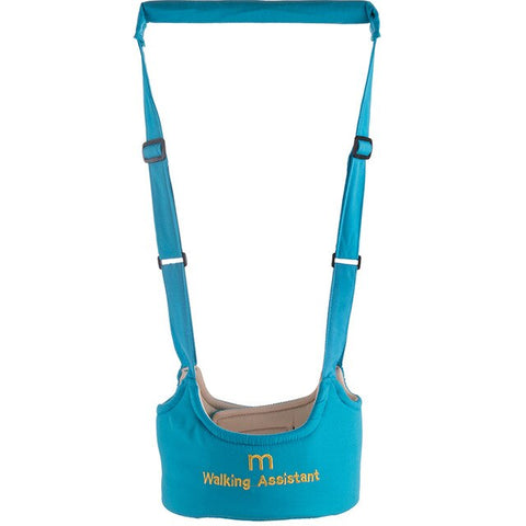 Handheld Baby Walking Learning Belt Adjustable Safety Toddler Assistant Leash Strap Harness Wing Infant Kid Safe Walker Baby