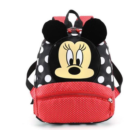 Hot Kids baby bag Kindergarten Backpacks Children Cartoon Mickey School Bags Minnie Backpack for girls Schoolbags Satchel Bolso