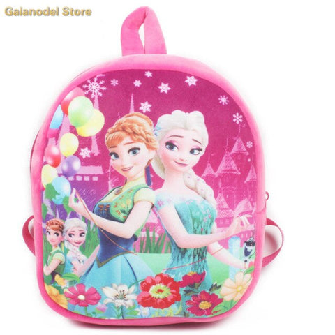 2019 Schoolbag New Cartoon Baby Mickey Mini for Girls Boys for Children Kids Cute Plush School Backpack Best Birthday Gift