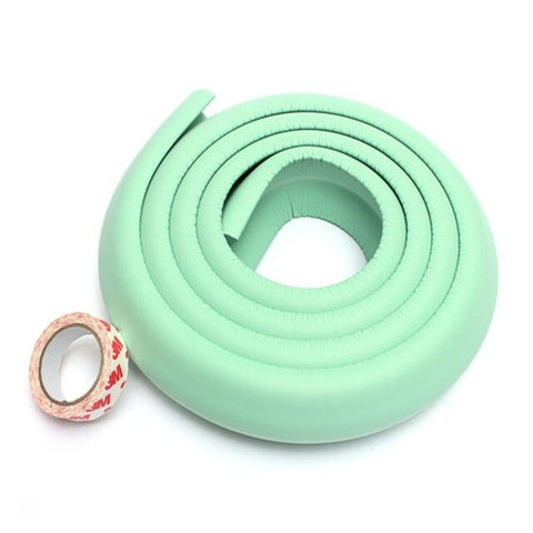 2M Baby Safety Corner Protector Table Desk Edge Guard Soft Strip Children Safe Tape Furniture Corners Angle Protection Thicken