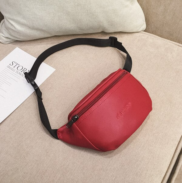 NoEnName-Null Children Baby Boys Girls 2019 New One-shoulder Messenger Bag Mini Chest Bag Waist Pack