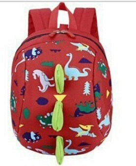 2019 Baby Infant Accessories Baby Anti-Lost Dinosaur Backpack Safety Walking Harness Leash For Children Backpack Kids сумка