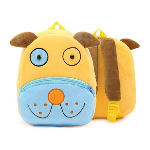 Cute Small Toddler Kids Backpack 3D Animal Cartoon Mini Children Bag for Baby Girl Boy Age 2-4 Years Old