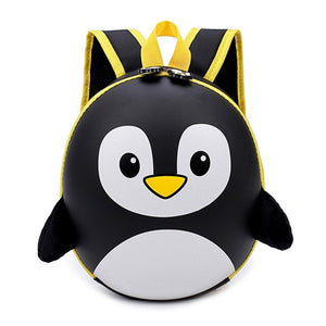 THINKTHENDO Baby Kids Boy Girl Penguin Casual Backpack Cartoon Small Shoulder School Bag New