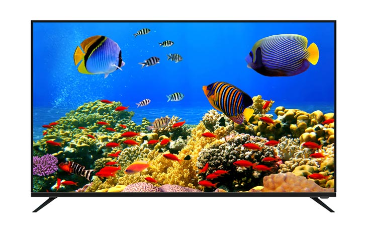 VISIO 75 Inch 4K Android Smart LED TV Model UA75VSS1