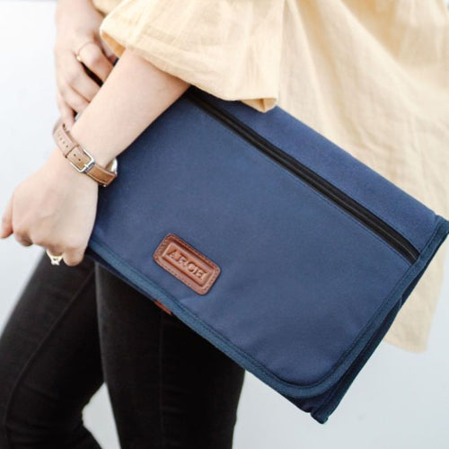 ARCH Change Mat Clutch - Navy