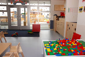 Licensed Child Care Center without location finder