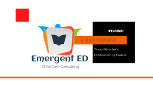 Online Texas Director Credential Course