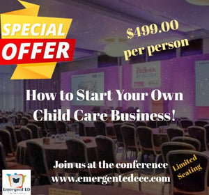 Starting Your Own Child Care Business!