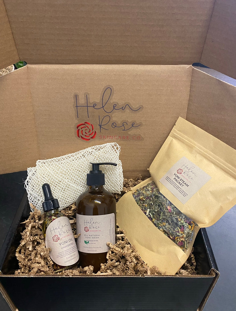 The Love Box - Yoni Love - Helen Rose Skincare