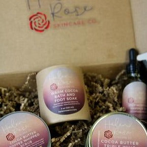 The Love Box - Cocoa Lovers - Helen Rose Skincare