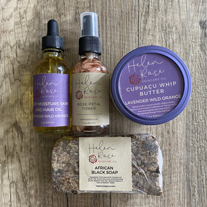 Essentials Self-Care Kit - Helen Rose Skincare