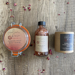 Ready For Summer Glow-Up Kit - PASSION FRUIT - Helen Rose Skincare